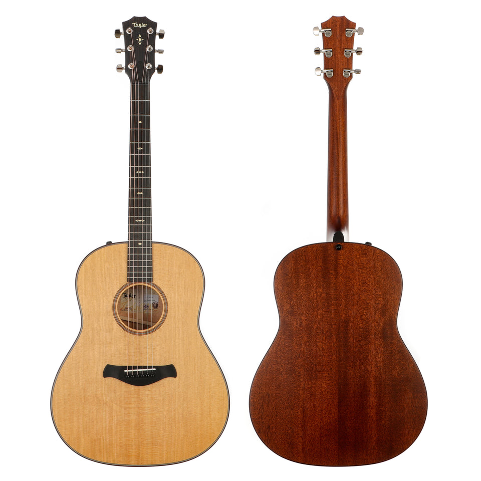 Taylor Builder's Edition 517e A/E Guitar - Mahogany & Natural Spruce