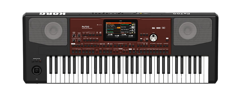 Korg Pa700 61 Key Professional Arranger Keyboard