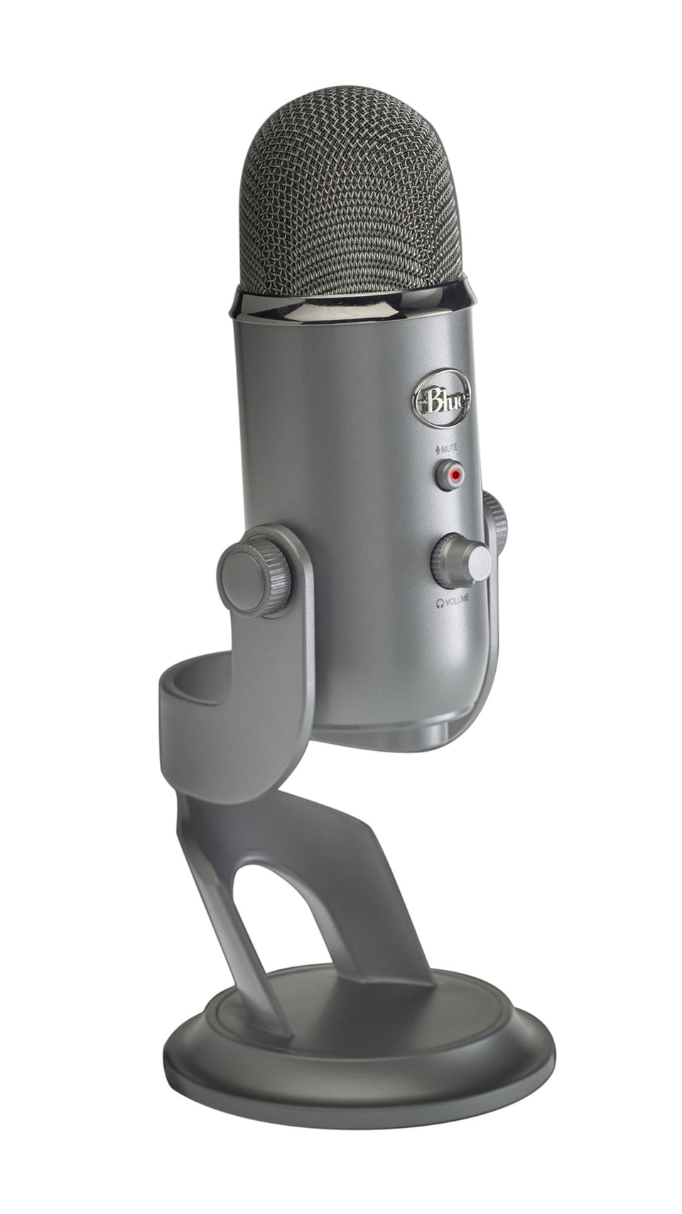 Blue Microphone Yeti Studio Condenser USB Vocal Mic w/ Software