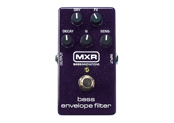 MXR M82 Bass Envelope Filter Guitar Effect Pedal