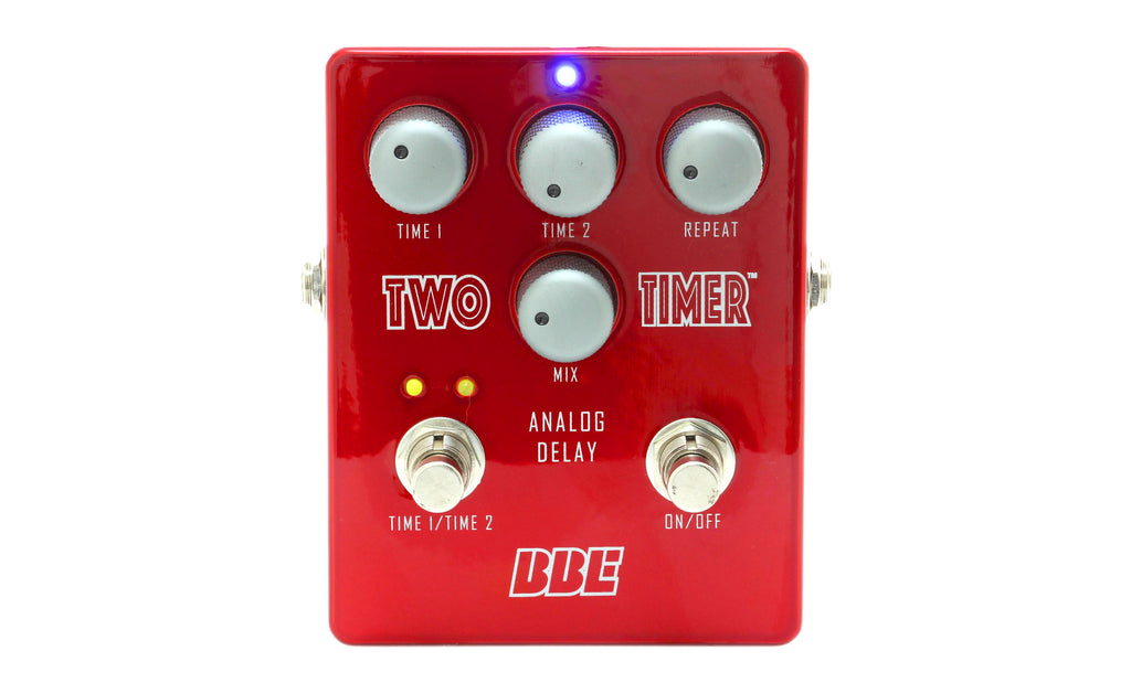 BBE Two Timer TT-2 Dual Analog Delay