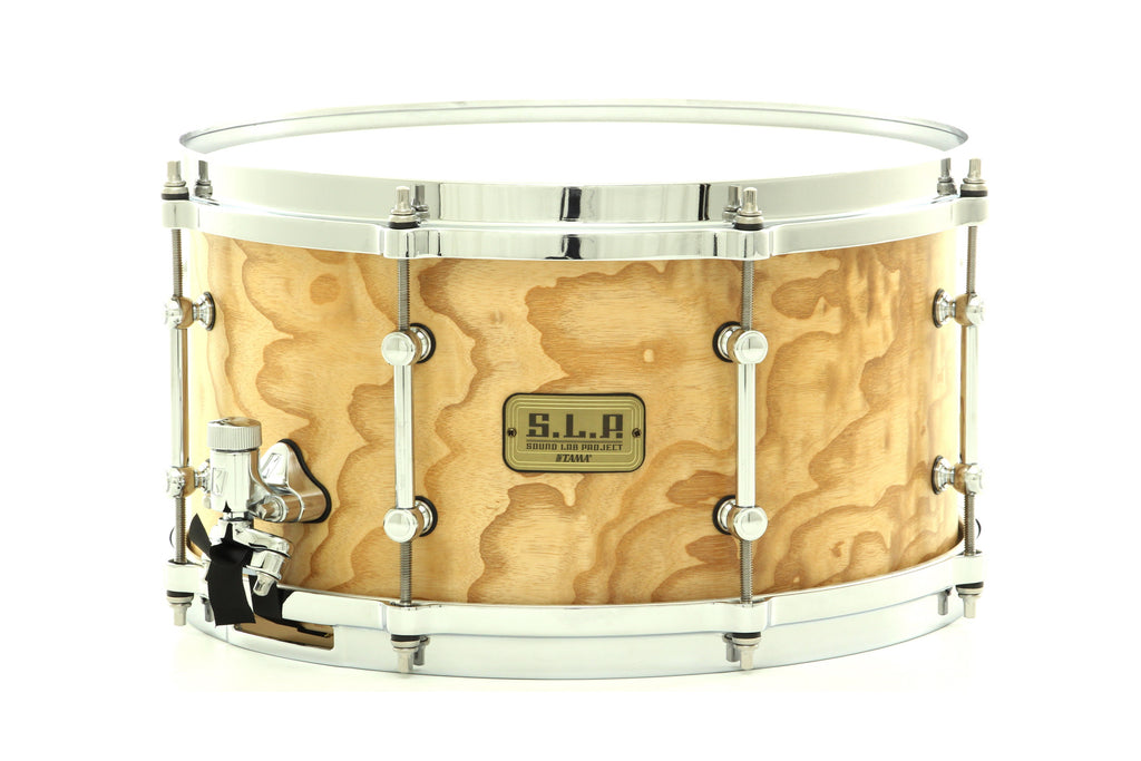 "Tama 13"" x 7"" G-Maple S.L.P. Snare Drum Satin Tamo Ash"