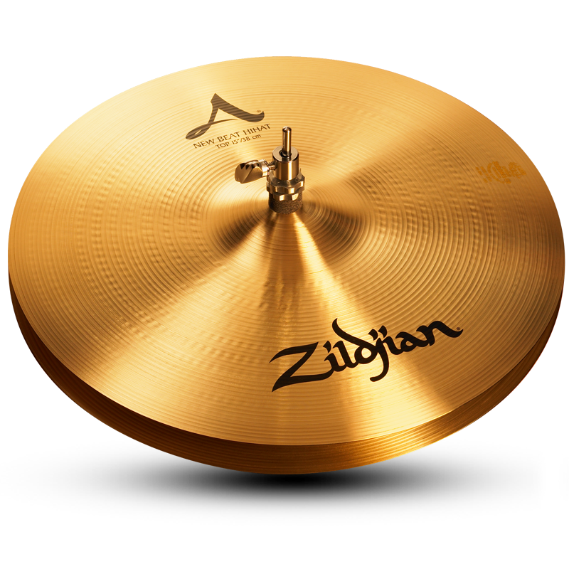 "Zildjian 15"" A New Beat Hi-Hat Cymbal Top"