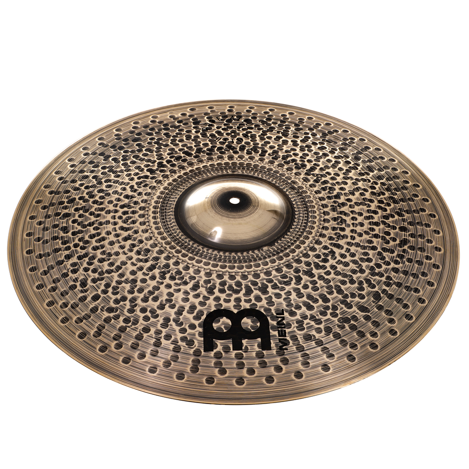 "Meinl 22"" Pure Alloy Custom Medium Thin Ride Cymbal"