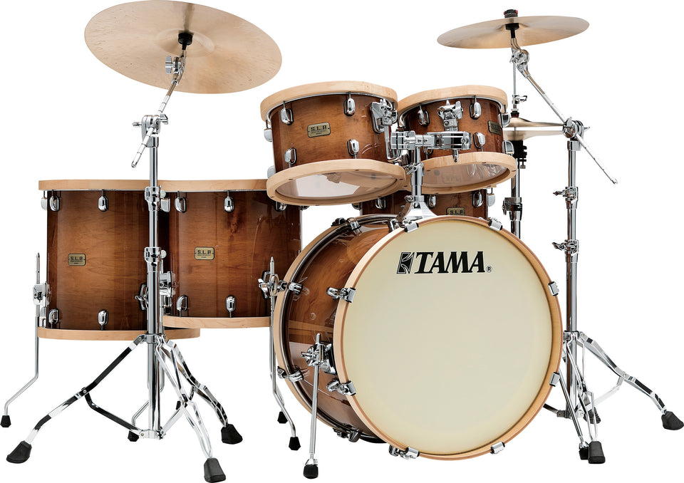 Tama S.L.P. Studio Maple 5 Piece Drum Set Shell Pack