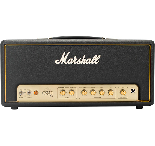Marshall Origin 20-watt Tube Amp Head - ORI20H