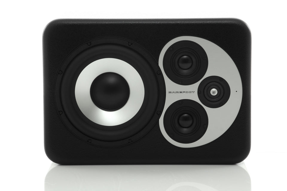 Barefoot Sound MicroMain45 3 Way Active Studio Monitors - Pair