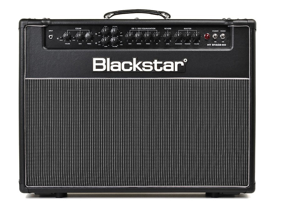 "Blackstar HT Stage 60 Mark II 60W 2 x 12"" Guitar Combo Amplifier"