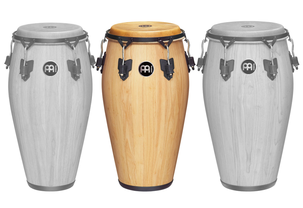 "Meinl LC1134NT-M Artist Series Luis Conte 11 3/4"" Conga - Natural"