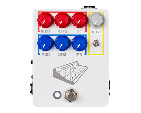JHS Pedals Colour Box EQ Pedal
