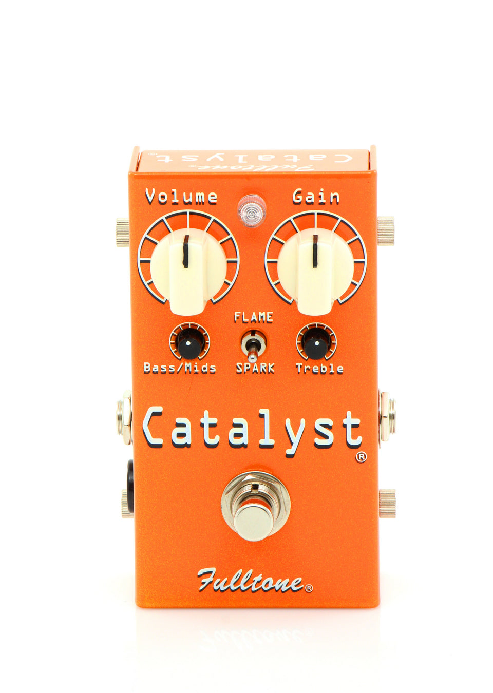 Fulltone CT-1 Catalyst Clean Boost Guitar Effects Pedal