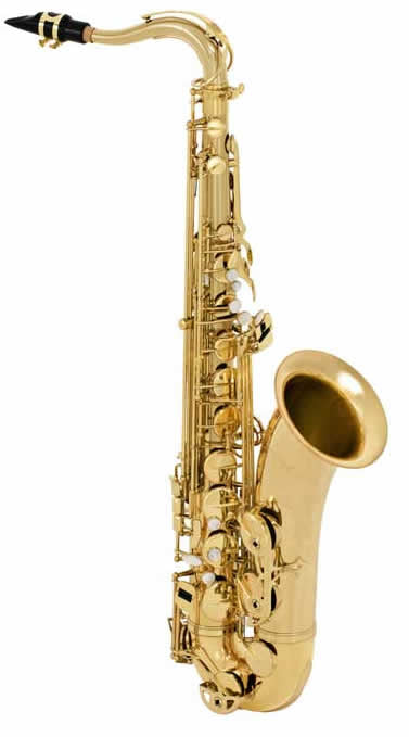 Selmer STS280R Step-Up Model Tenor Saxophone Outfit