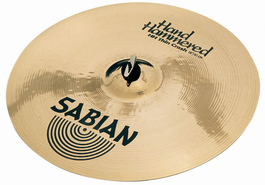 Sabian HH Thin Crash Cymbal