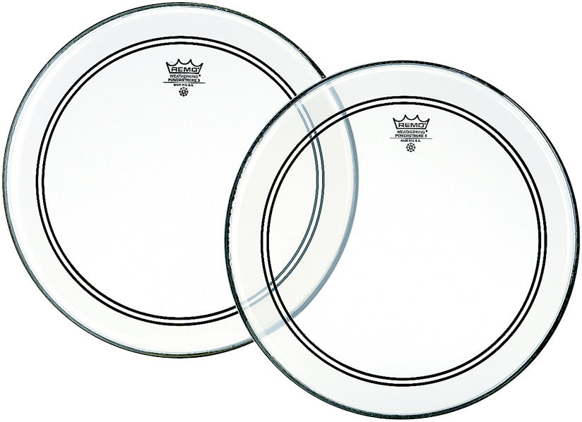 "Remo 14"" Clear Powerstroke 3 Drum Head"