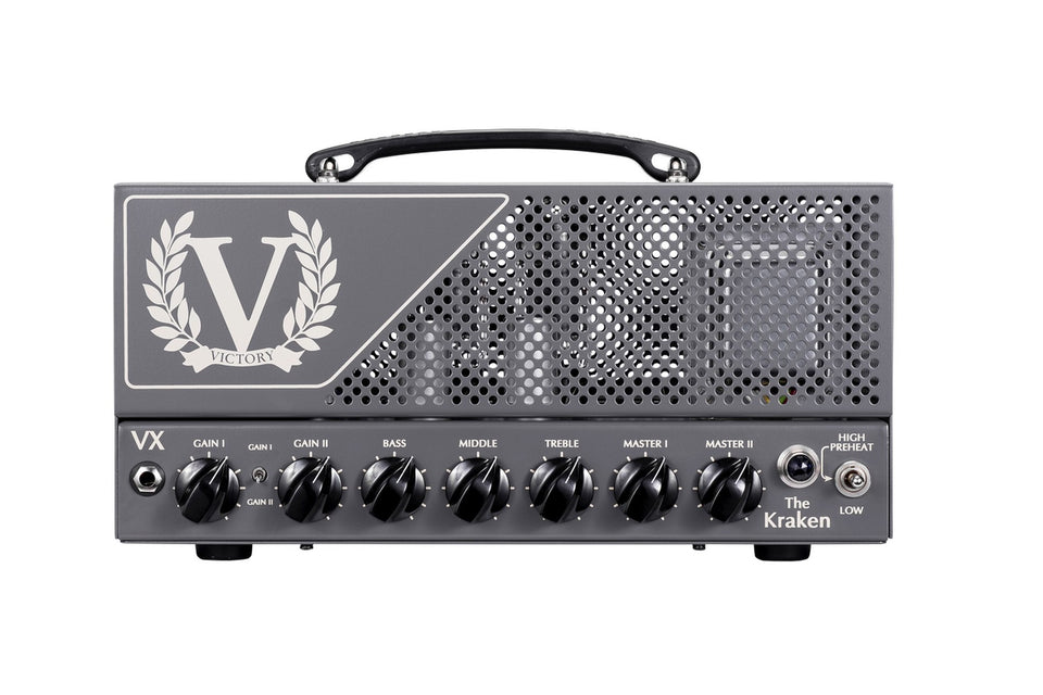 Victory Amps VX The Kraken 50W Valve Amplifier Head