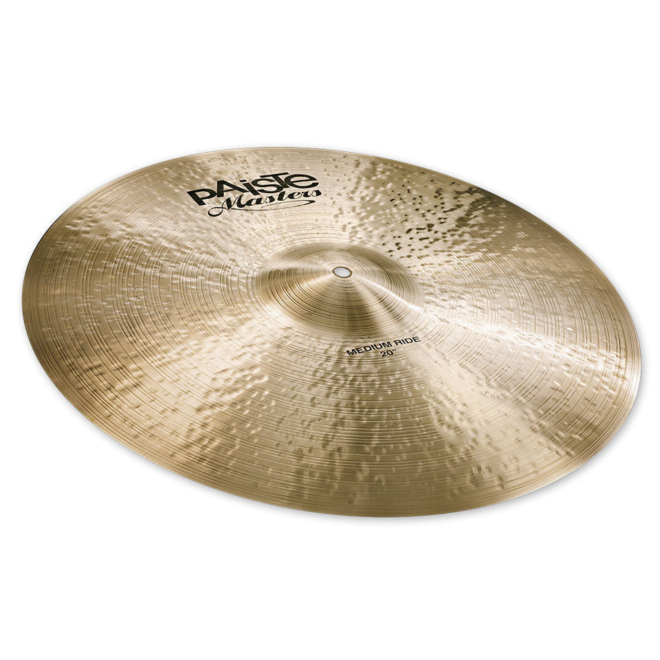 Paiste Masters Medium Ride Cymbal