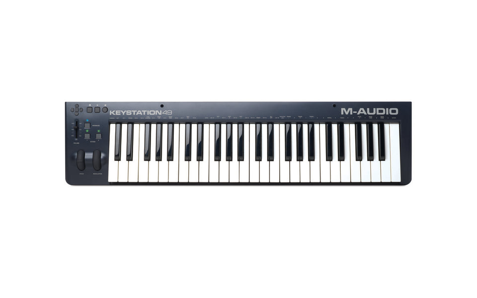 M-Audio Keystation 49 II Portable Keyboard Controller