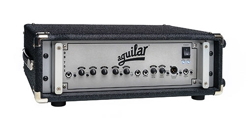 Aguilar HC750BL Head Case For DB 751/750 - Classic Black