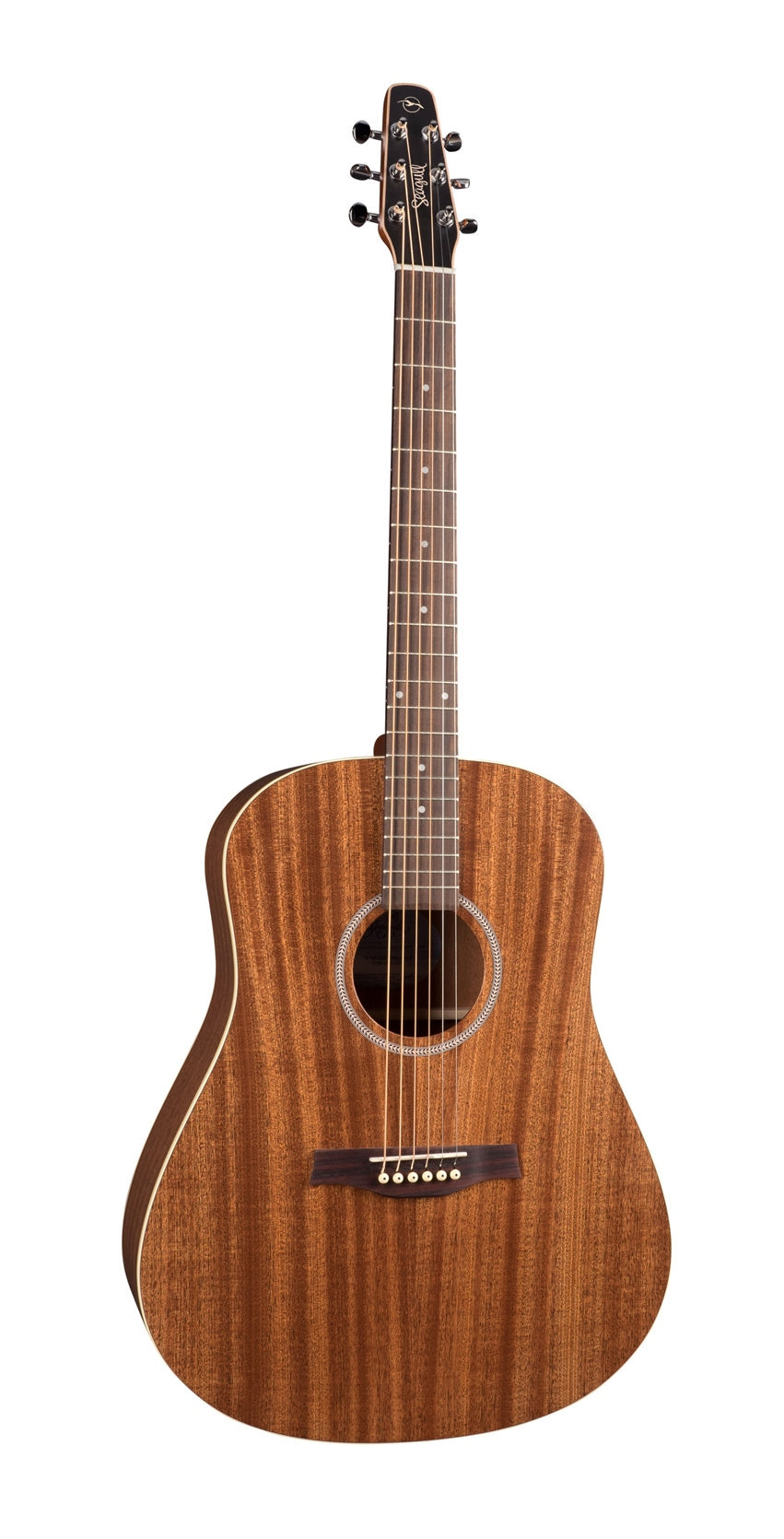 Seagull S6 Mahogany Deluxe Acoustic Electric Guitar