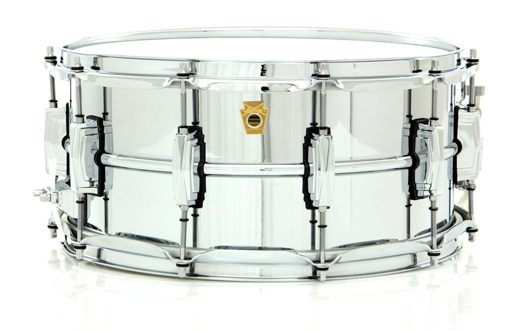 "Ludwig 14"" x 6.5"" Supraphonic Snare Drum"