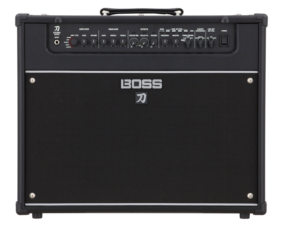 "Boss Katana Artist 100W 1 x 12"" Guitar Combo Amplifier"