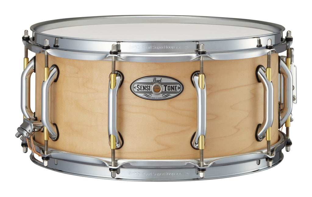 "Pearl 14"" x 6.5"" SensiTone Premium Maple Snare Drum"