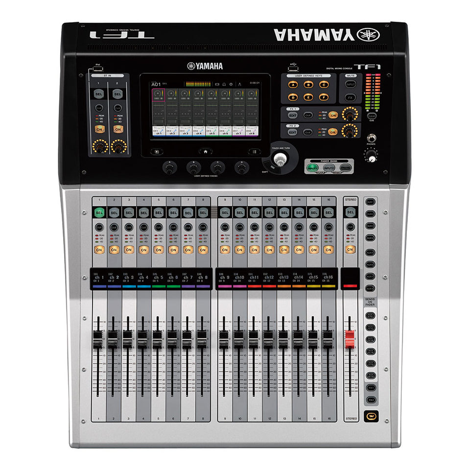 Yamaha TF1 16 Channel Compact Digital Mixer