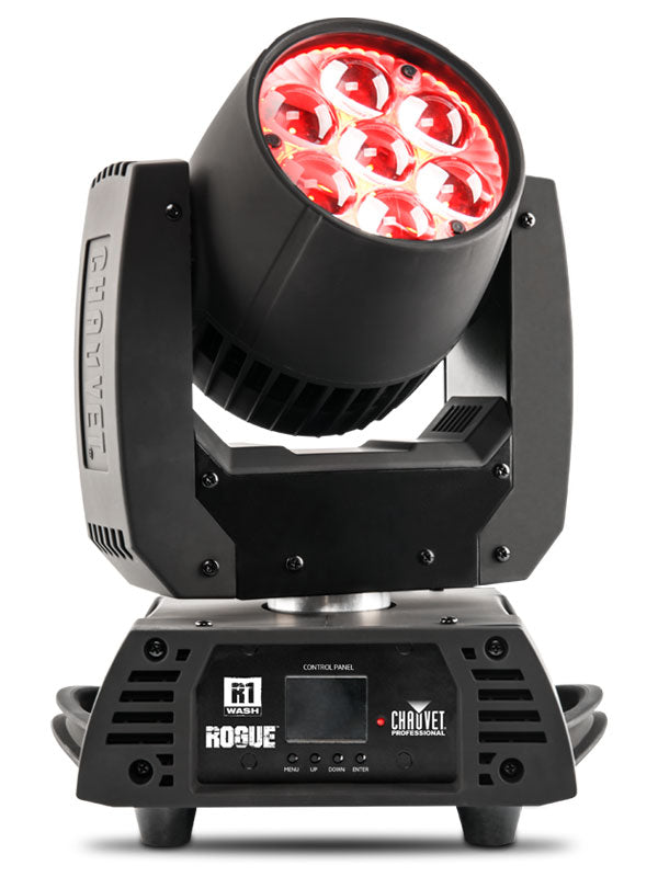 CHAUVET Professional Rogue R1 Wash LED Moving Light