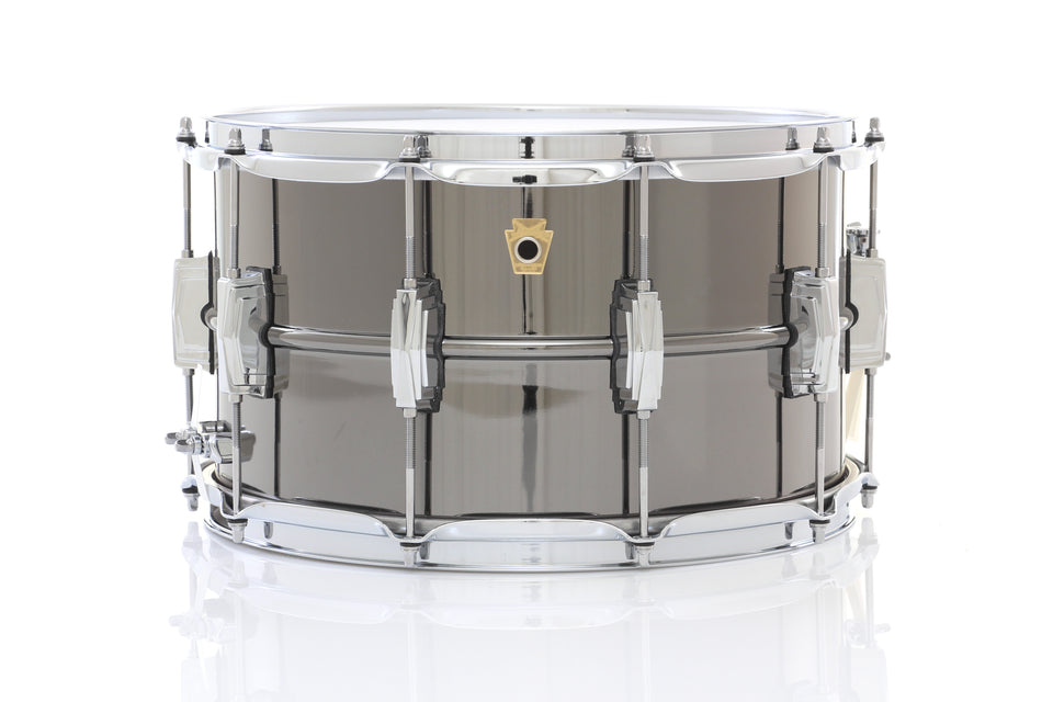 "Ludwig 14"" x 8"" Black Beauty Snare Drum"