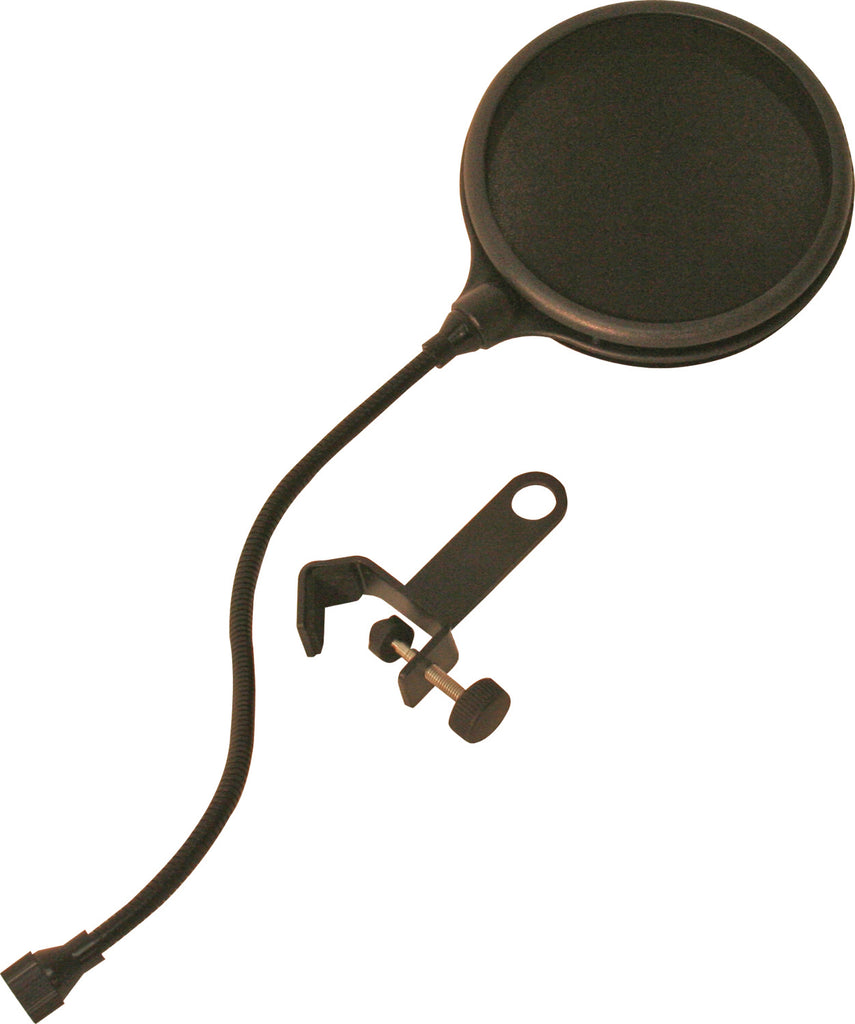 "Gator GM-POP FILTER 6"" Double Layered, Split Level Pop Filter"