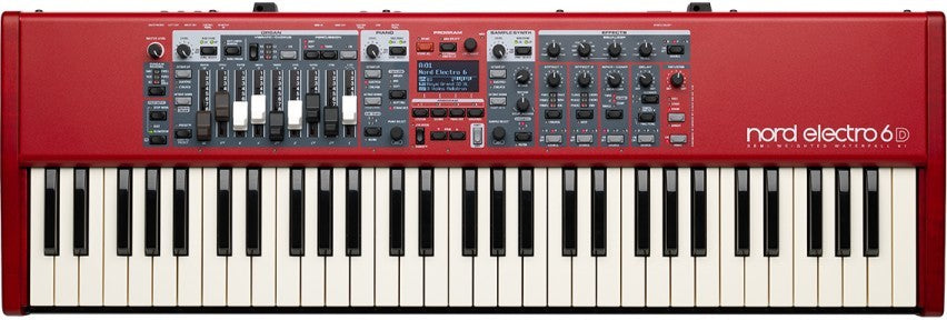 Nord Electro 6d 61 61-Key Electric Keyboard
