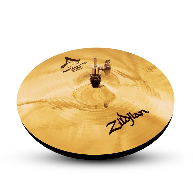 "Zildjian 14"" A Custom Mastersound Hi-Hat Cymbal Bottom"