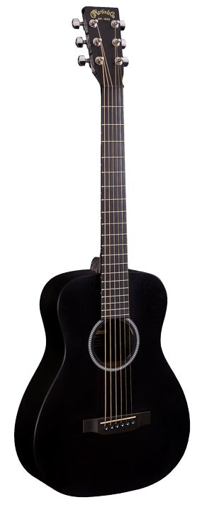 Martin LX Black Little Martin Acoustic Guitar - Black