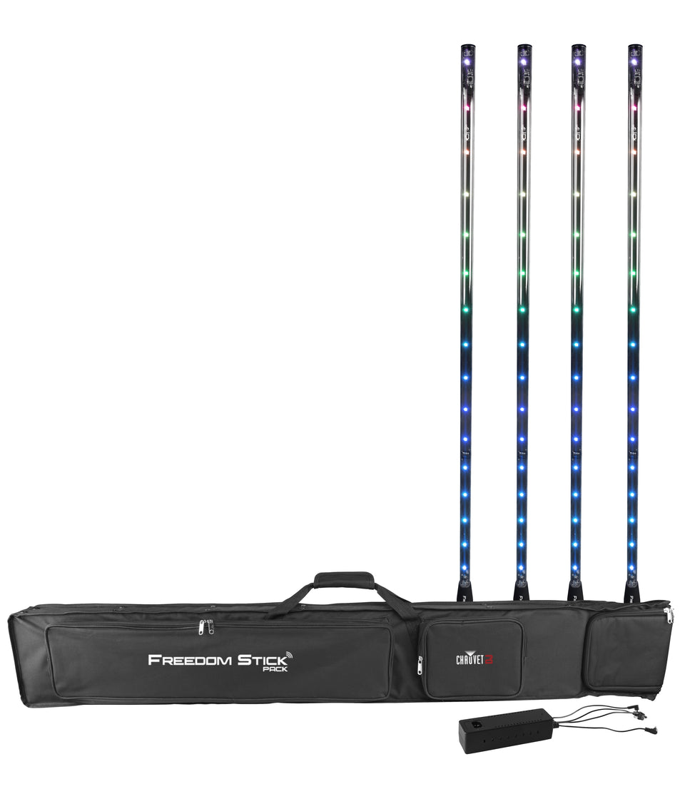 CHAUVET DJ Freedom LED Stick Pack