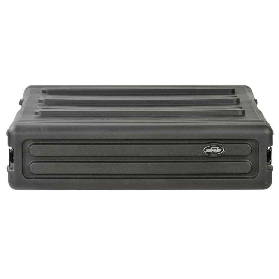 SKB 2U Roto Mold Rack Case