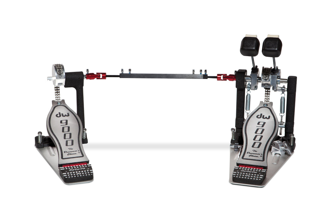 Drum Workshop DWCP9002 9000 Series Double Pedal W/ Bag