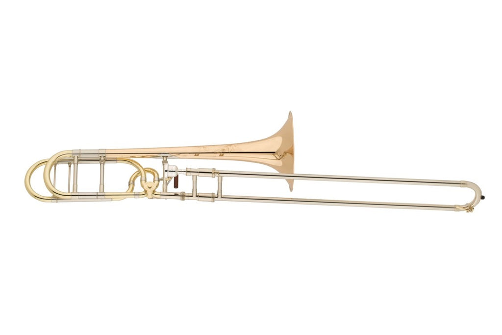 S.E. Shires TBCH Chicago Model Tenor Trombone W/ Axial-Flow F Attachment