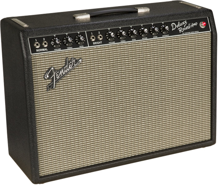 Fender '64 Custom Deluxe Reverb 1x12 22W Tube Guitar Combo Amplifier