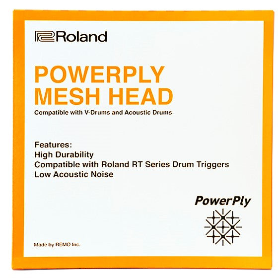 Roland MH2 Series PowerPly V-Drum Mesh Head