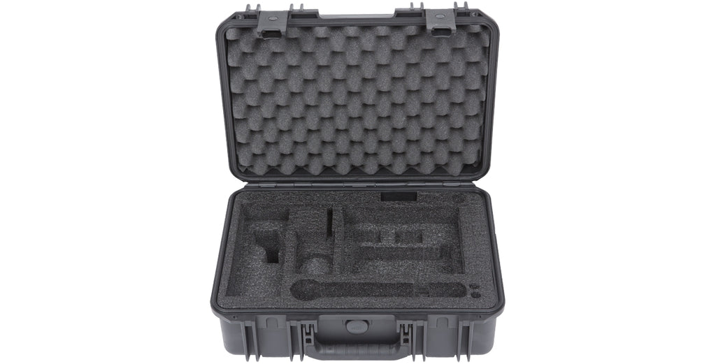 SKB iSeries Waterproof Case w/ Custom Shure Wireless Interior