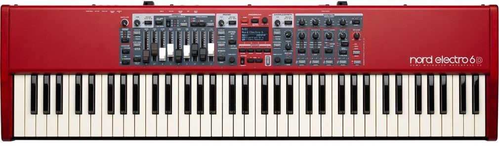 Nord Electro 6d 73 73-Key Electric Keyboard