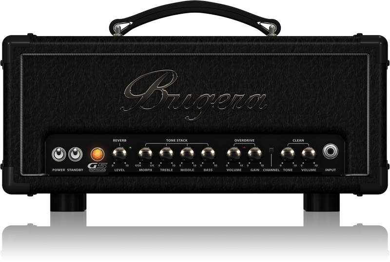 Bugera G5 Infinium Guitar Amplifier Head - Tube