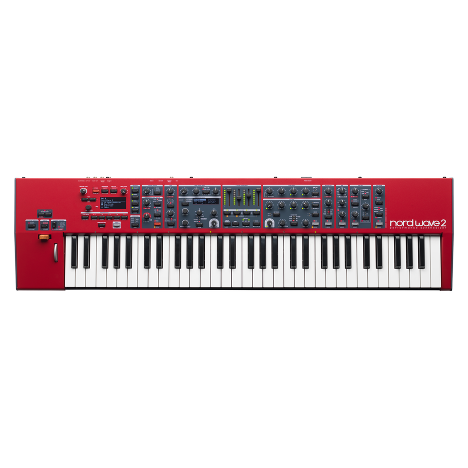 Nord Wave 2 61-Key Wavetable & FM Synthesizer