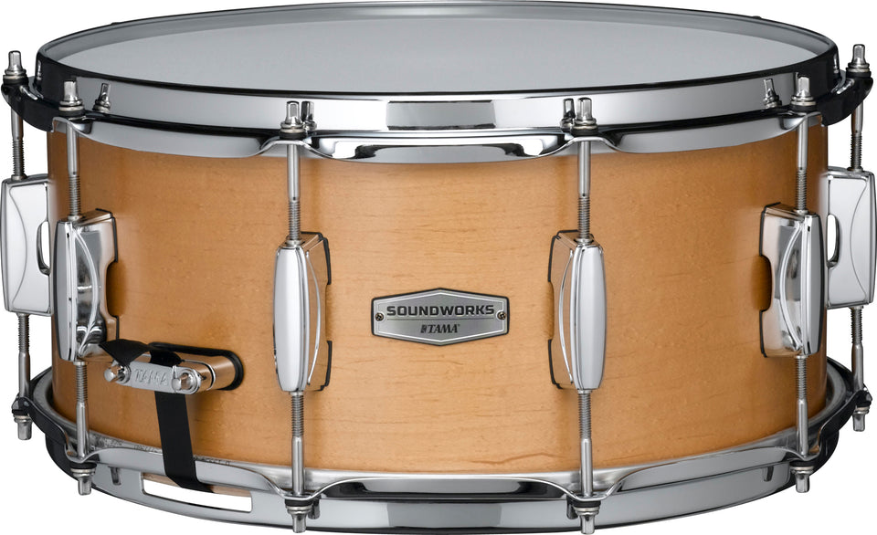 "Tama 14"" x 6.5"" Soundworks Maple Snare Drum"