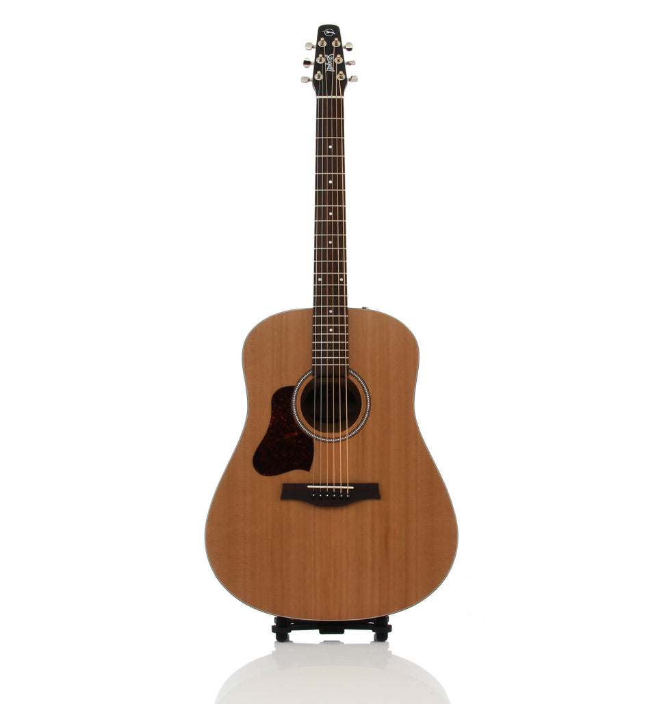 Seagull S6 Original Left Handed Acoustic Guitar - Natural