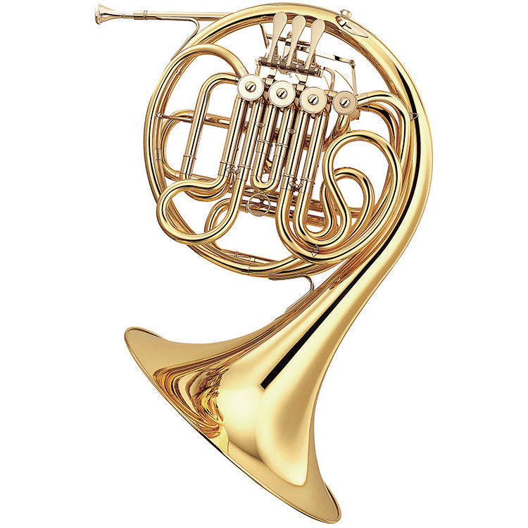 Yamaha YHR-567 Intermediate F/B-Flat Double French Horn