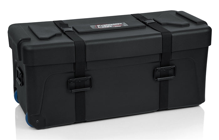 "Gator GP-TRAP-3614-16 Deluxe Rolling Utility Case - 36""x14""x16"""