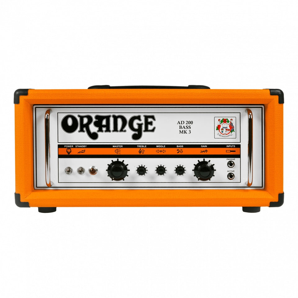 Orange AD200 Bass Amp Head