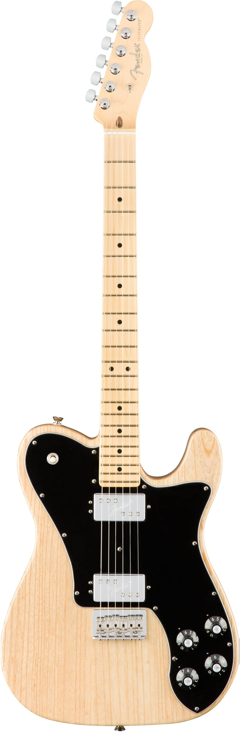 Fender American Professional Telecaster Deluxe Shawbucker Electric Guitar - Maple Fingerboard