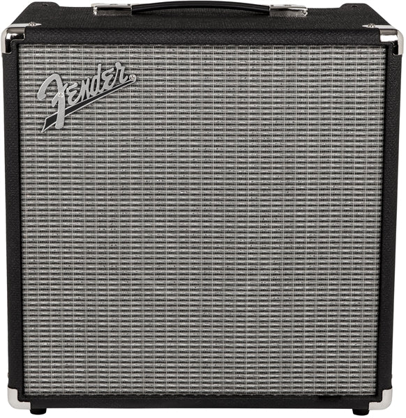 "Fender Rumble 1 X 10"" 40W V3 Bass Combo Amplifier - Black"